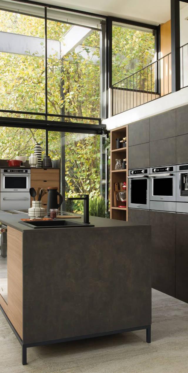 Küchen im industriellen Stil | Site officiel KitchenAid